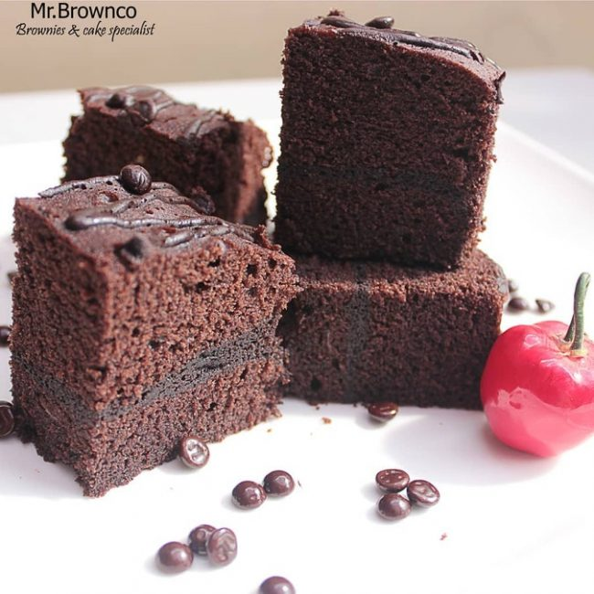 Brownies talas – Mr. BrownCo Foto Official