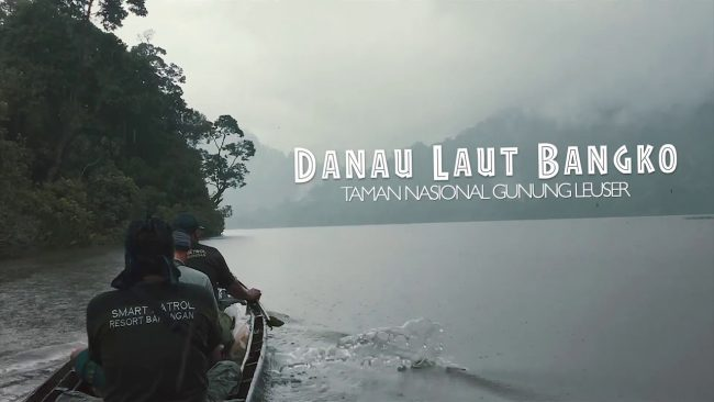 Danau Laut Bangko via Youtube