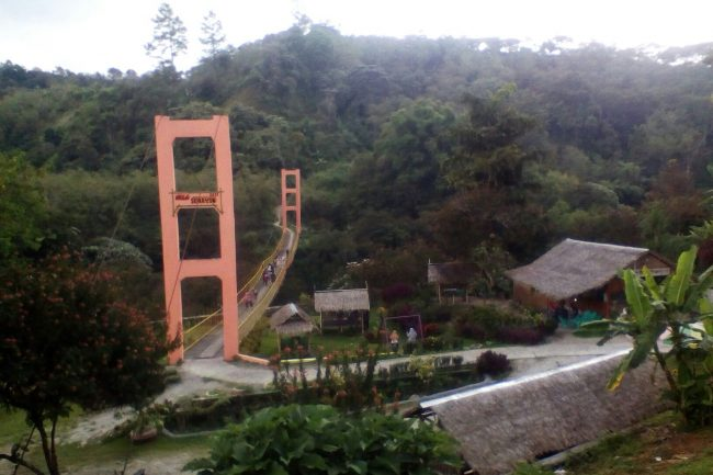 Jembatan Kala Semayon via Steemit