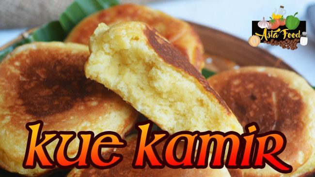 Kue Kamir via Youtube