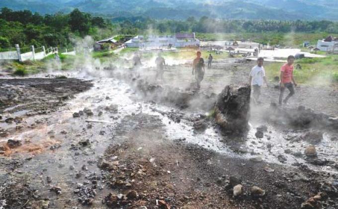 Le Su'um Aceh Besar via Tribunnews