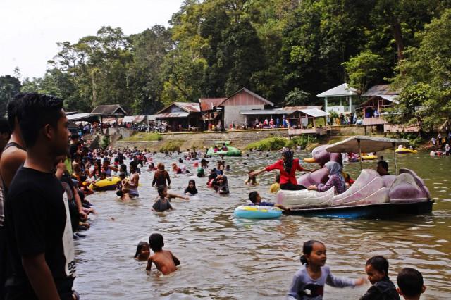 Objek Wisata Sungai Brayeun