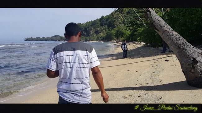 Pantai Seurudong via Youtube
