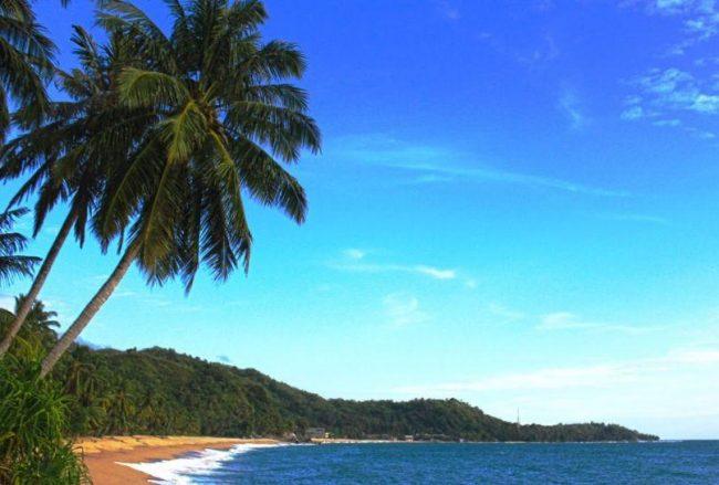Pantai Ujung Manggeng
