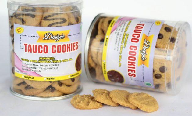 Tauco Cookies via dwigiecom