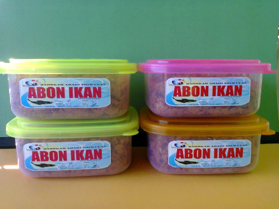 Abon Ikan Bandeng via Abonabonikan.blogspotcom