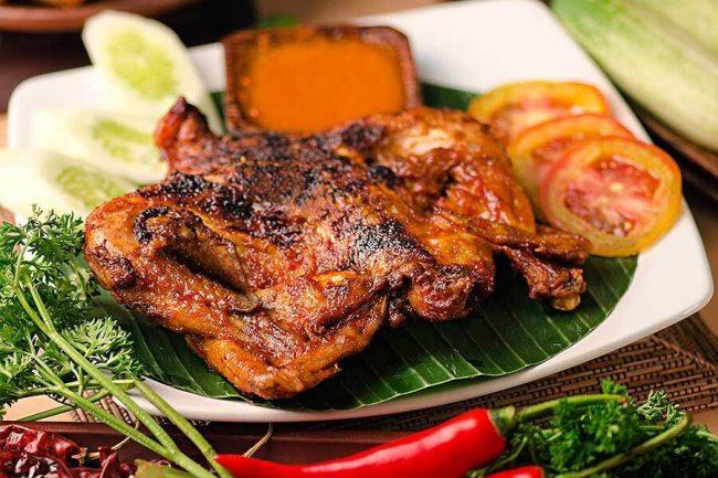 Ayam Bakar Sambal Cimahi