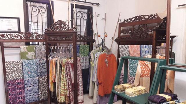 Batik Cimahi via Tribunnews