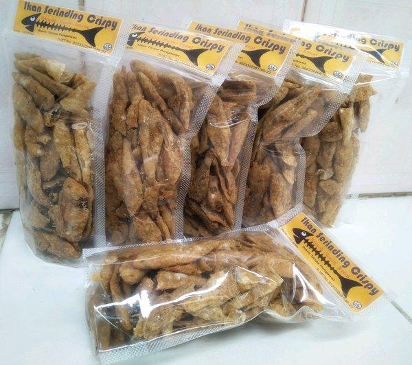 Crispy Ikan Serinding via Bukalapak