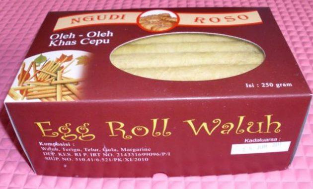 Egg Roll via camilankhasdaerahindonesia.wordpresscom