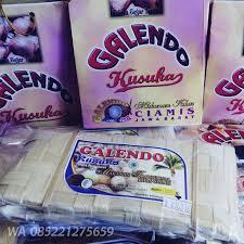 Galendo dan Sale pisang