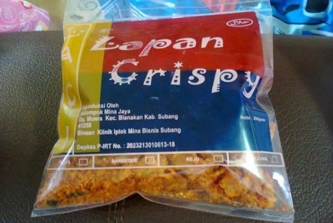 Ikan Lapan Crispy via Annisanuraulia7.blogspotcom