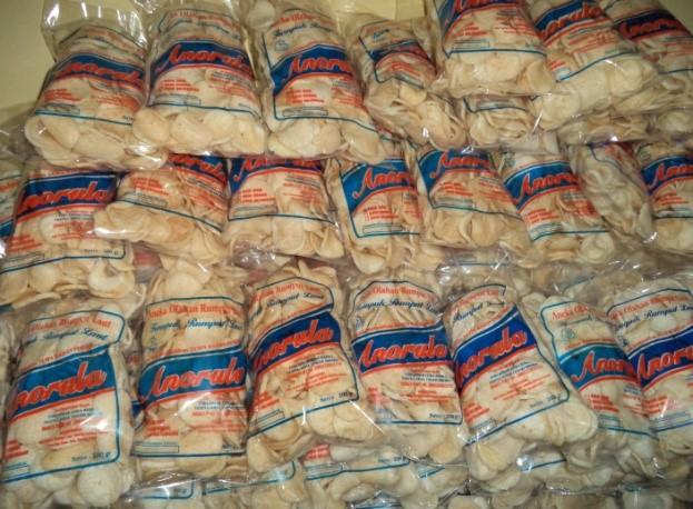 Kerupuk Rumput Laut wicaramania.blogspotcom