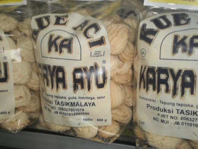 Kue Aci via Budaya Indonesia