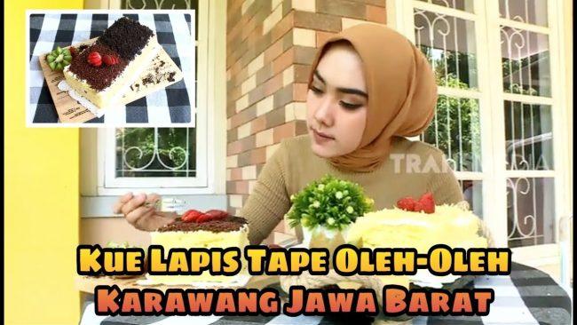 Kue Lapis Tape via Youtube