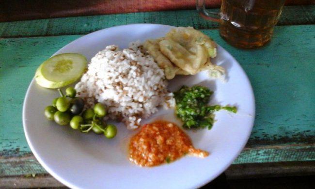 Nasi TO Tasik via Kmstour