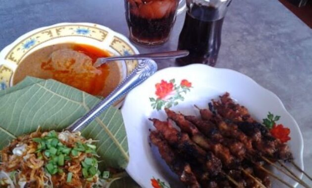 Sate Daging Sapi khas Blora