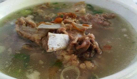 Sop Balungan Mbak Tien via Foody