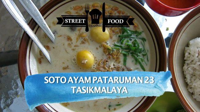 Soto Ayam Pataruman via Youtube