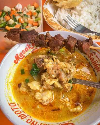 Soto Tangkar via IG @karawangfoodnotes