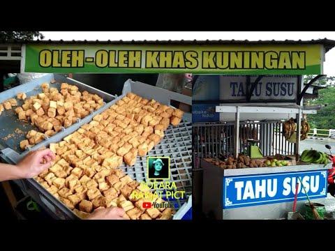 Tahu Susu Tamiang Sari Kuningan via Youtube