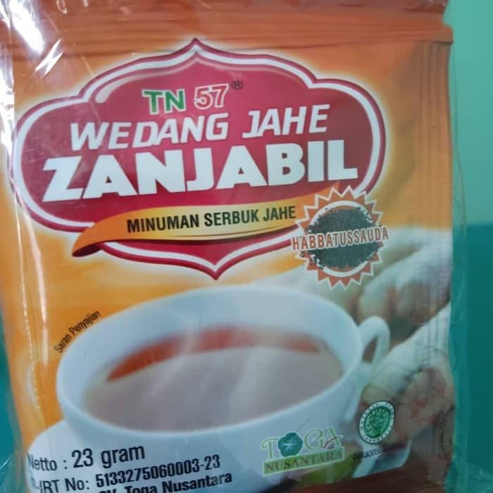 wedang jahe Zanjabil