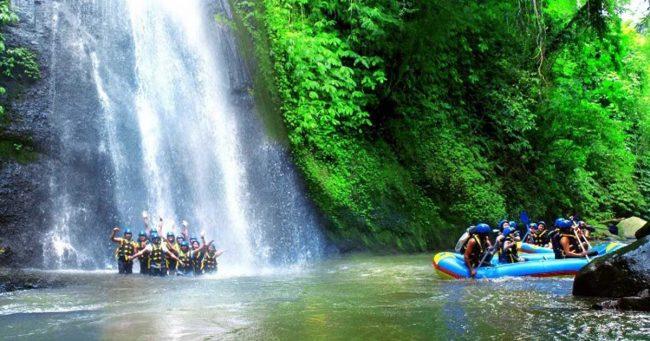 Air Terjun Bidadari Ayung via raskitatour