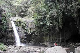 Air Terjun Jambangan via Desa