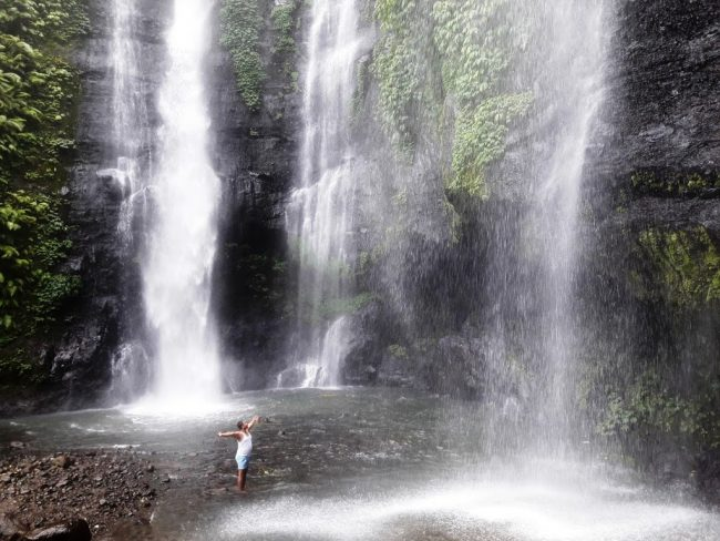 Air Terjun Lemukih via Baligateway