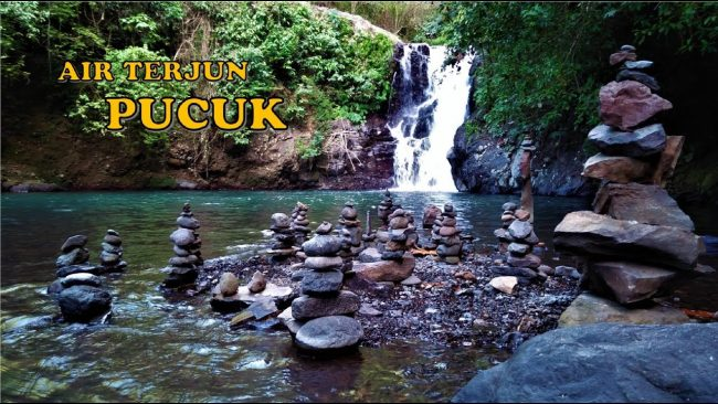 Air Terjun Pucuk via Youtube