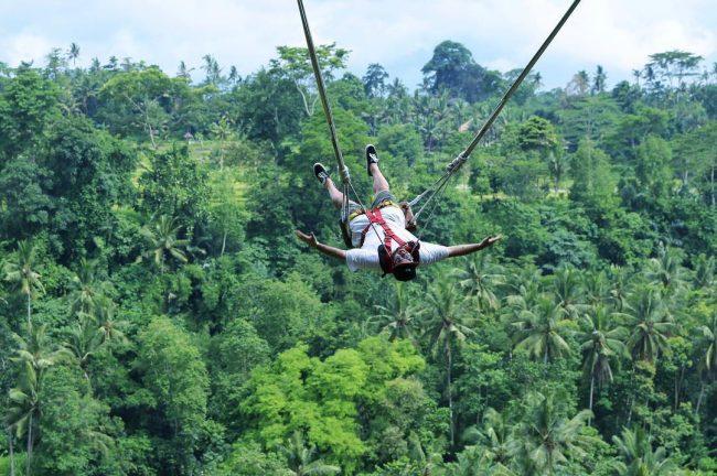 Bali Swing Bongkasa