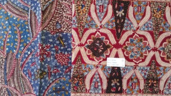 Batik Tradisional Batang via Kompas