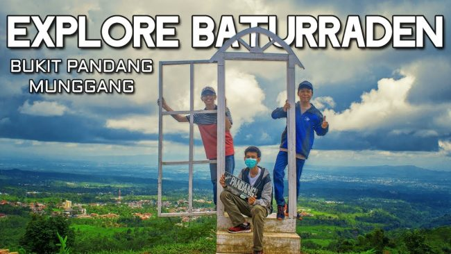 Bukit Pandang Munggang via Youtube
