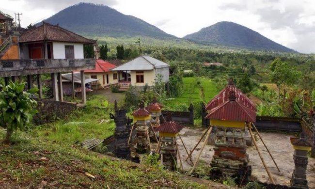 Desa Batukaang via Kintamaniid
