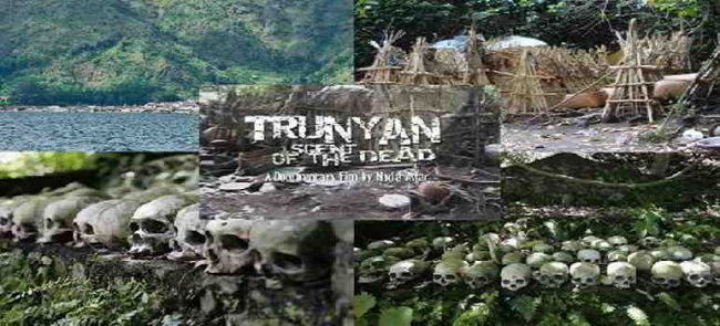 Desa Trunyan Kintamani