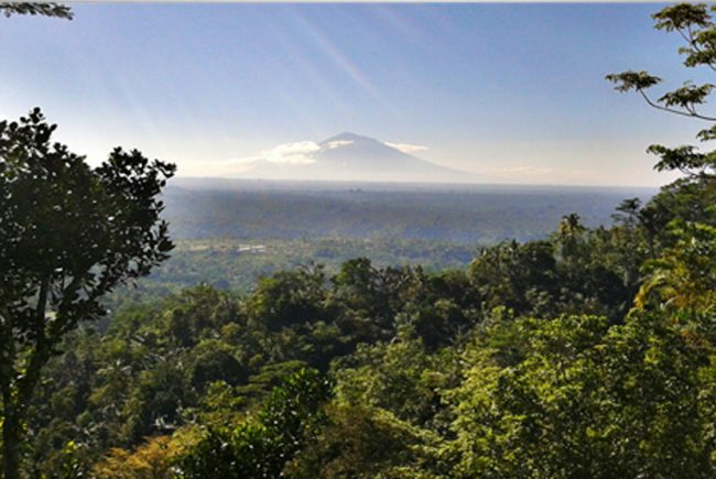 Desa Wisata Petang via Kintamani
