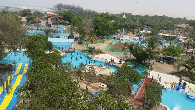 Dreamland Waterpark Ajibarang