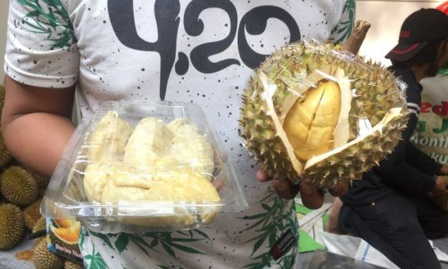 Durian Petruk via Kompas
