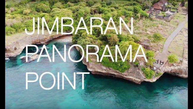 Jimbaran Panorama Point via Youtube