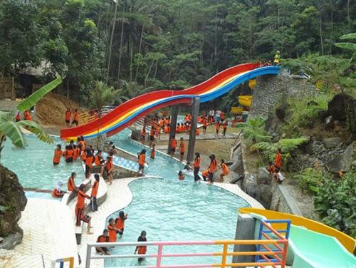 Kebun Ku Waterpark via Uhbacid