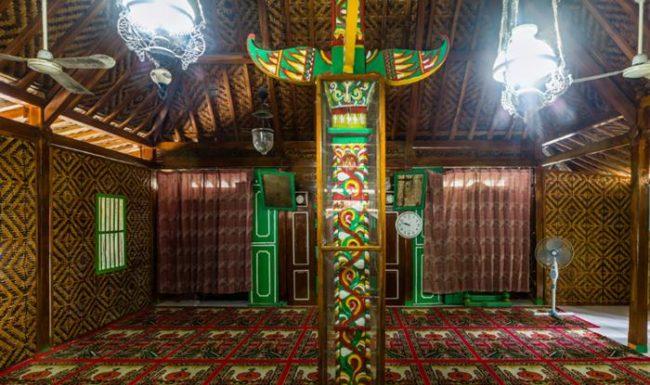 Masjid Saka Tunggal Banyumas via Banyumaskab