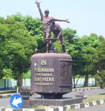 Monumen Bumi Patra