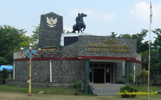 Monument dan Museum Panglima Besar Jenderal Soedirman via Purwekertoduidance