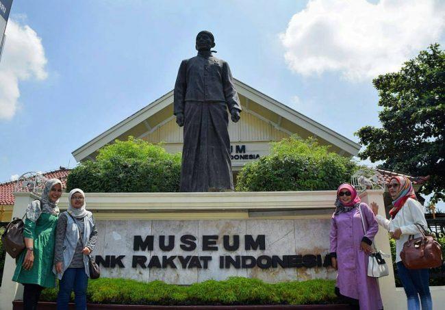 Museum Bank Rakyat Indonesia via IG @supandialfaris
