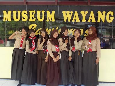 Museum Wayang Sendang Mas via Masdarsono