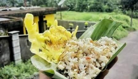 Nasi Megono Khas Batang