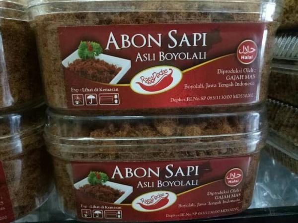 Olahan Sapi via Tokopedia