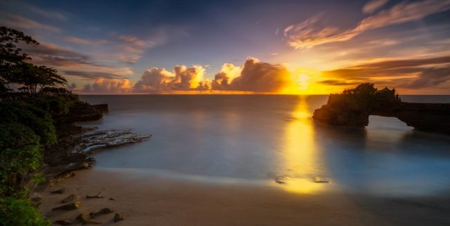 Pantai Batu Bolong via Kintamani