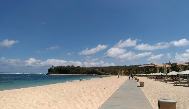 Pantai Geger via Ksmtour