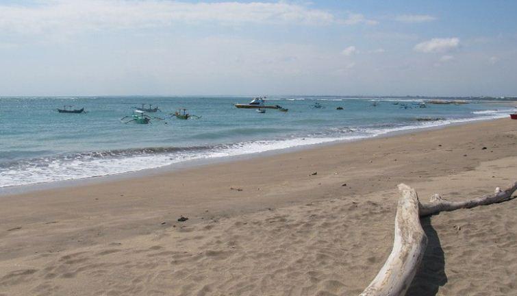 Pantai Jerman via Detik